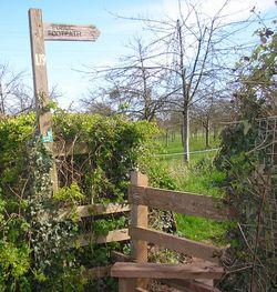 Ledbury Town History of Transport Walk - Ledbury Walk