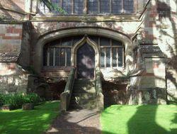 Day 233 - 21 August - Great Malvern Priory Sunshine