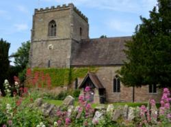 Cradley Church -