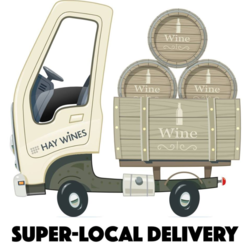 Hay Wines Local Delivery -