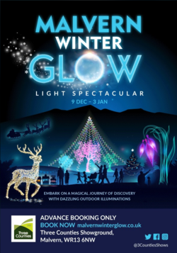 Malvern Winter Glow - Light Spectacular