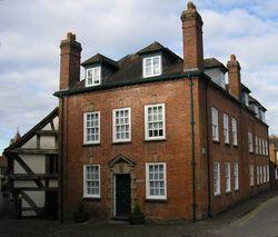 Ledbury Town Centre Heritage Walk - Magistrates House