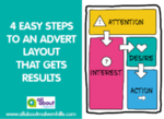 4 Easy steps to an advert layout that gets results