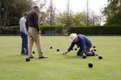 The Cripplegate Bowling Consortium - The bowling consortium