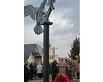 Day 71 - 12 March: Malvern Buzzard Unveiling