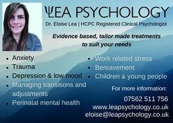 Lea Psychology - Lea Psychology