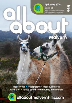 All About Malvern April/May 2014 - All About Malvern