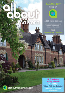 All About Malvern April/May 2017 - All About Malvern