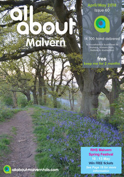 All About Malvern April/May 2018 - All About Magazines