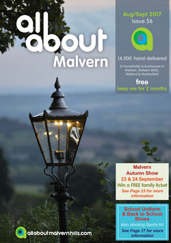All About Malvern Aug/Sept 2017 - All About Malvern