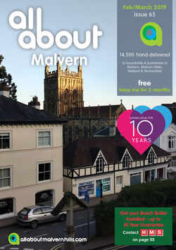 All About Malvern Feb/March 2019 - All About Magazines