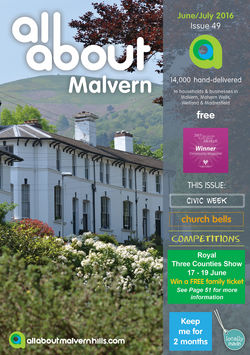 All About Malvern June/July 2016 - All About Malvern