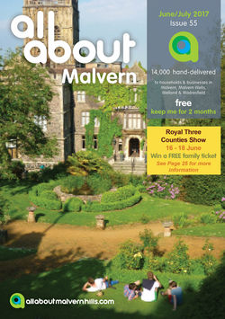 All About Malvern June/July 2017 - All About Malvern