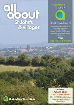 All About St John's & Villages Aug/Sept 2017 - All About St John's & Villages