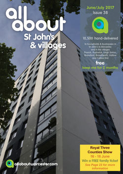 All About St John's & Villages June/July 2017 - All About St John's & Villages