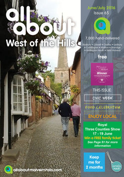 West of the Hills June July 2016 - All About West of the Hills