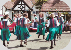 The Appleyard Dancers