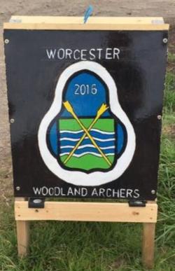 Worcester Woodland Archers in Bransford