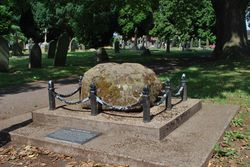 Day 230 - 18 August - The Link Stone Malvern