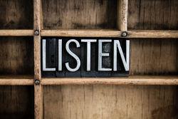 Deep Listening - Kaspa Thompson