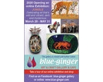Jungle - Online Exhibition @ Blue Ginger Gallery