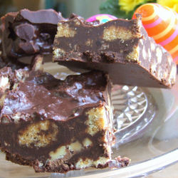 Recipe: Chocolate Biscuit Cake - Chocolate Biscuit Cake