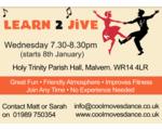 'Learn 2 Jive'