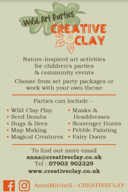 Creative Clay : Wild Art Parties
