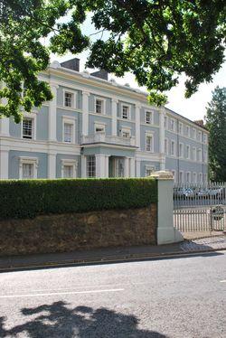 Day 214 - 2 August - Park View Apartments Malvern