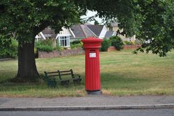 Day 211 - 30 July - Victorian Postbox Malvern
