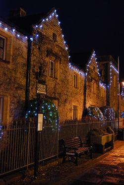 Day 3 - 3 January - Ledbury Lights