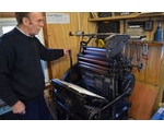 Andrew's Printing Shed