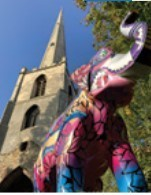 Worcester's Big Parade : The Elephants are Coming! -