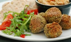 Recipe: Our Lizzy's Falafels - Our Lizzy Cooking