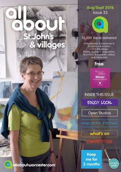 St John's & Villages Aug/Sept 2016 - All About St John's & Villages