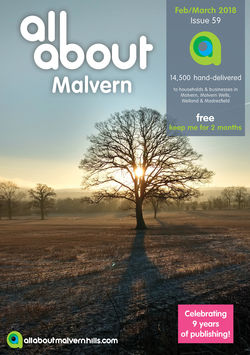 All About Malvern Feb/March 2018 edition - All About Magazines