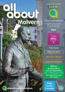 All About Malvern Aug/Sept 2016 - All About Malvern