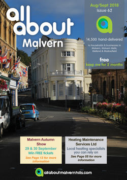 All About Malvern Aug/Sept 2018 - All About Magazines