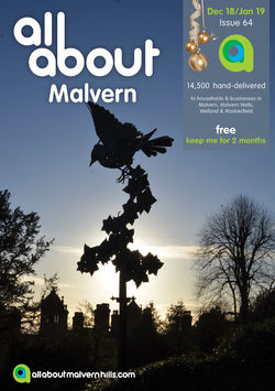 All About Malvern Dec 2018/Jan 2019 - All About Magazines
