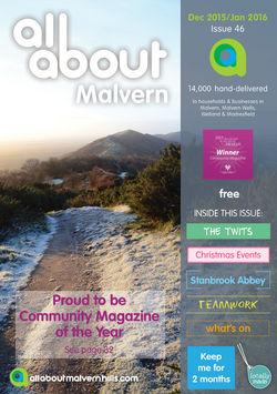 All About Malvern DecJan 2015 - All About Malvern