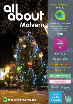 All About Malvern Dec/Jan 2016 - All About Malvern
