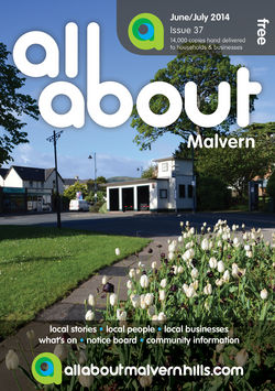 All About Malvern June/July 2014 - All About Malvern