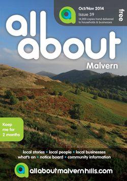 All About Malvern Oct/Nov 2014 - All About Malvern