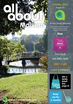 All About Malvern Oct/Nov 2016 - All About Malvern
