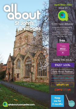 All About St John's & Villages April/May 2016 - St John's & Villages