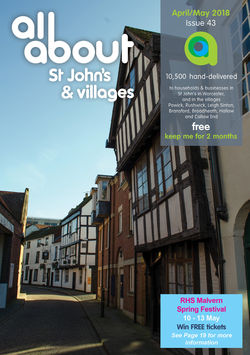 All About St John's & Villages April/May 2018 - All About Magazines