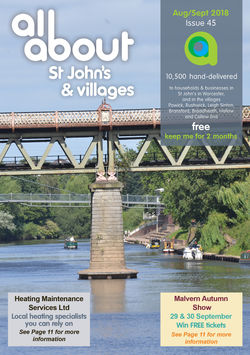 All About St John's & Villages Aug/Sept 2018 - All About Magazines