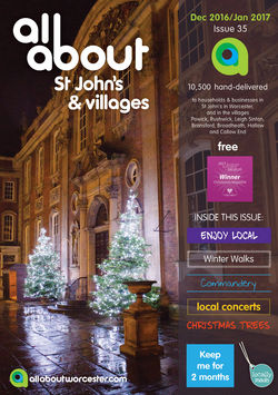 All About St John's & Villages Dec/Jan 2016 - All About St John's & Villages