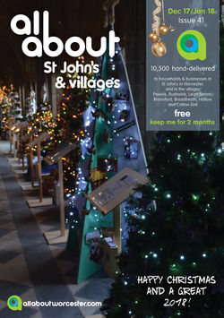 All About St John's & Villages Dec 2017/Jan 2018 - All About St John's & Villages