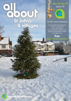 All About St John's & Villages Dec 2018/Jan 2019 - All About Magazines